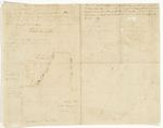 Page 11. Plan of a tract of land lying between Thompson Pond and Upper Range Pond by Amos Davis