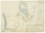 Page 12.  Plan of the survey of 14 miles of the St. Johns Road made by order of the Hon. Commissioners of the Land Office, 1817