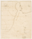 Page 13. A plan of Township W as surveyed in March and April 1833 by Caleb Leavitt