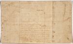 Page 19.  A plan of a Tract of Land lying southwesterly of East Andover, 1803