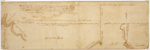 Page 21.  This plan represents an actual Survey of Part of Kennebec River at Norridgewalk Point, Skowhegan Falls, and the mouth of Wesserunsett with the river and lines adjoining excepting the north line hereof as is here laid down.