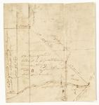 Page 31. Plan of 100 Acres laid out for Eliphalet Chaney on a gore of land between Sanford and Shapleigh by Samuel Titcomb
