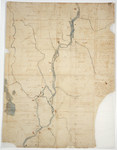 Page 37.  Plan of 189,426 acres on the Penobscot River, it being the purchase made by Government of the Penobscot Tribe of Indians together with two gores of land