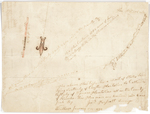 Page 38.  Plan of a tract of state land lying southerly of Chester Plantation and northerly of Wyman's Plantation all in the County of Lincoln, 1795