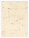 Page 39. Plan of half township located to the heirs of Captain William Vaughan by Bordman Johnson