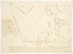 Page 45. Plan of Township Number Eight on the Eastern side of Penobscot River by John Peters
