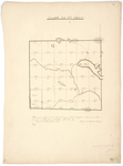 Page 07. Plan of Township No. 6 R1 NBKP by Benjamin Waterhouse