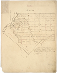Page 03. Plan of Bradley, Township 4 Old Indian Purchase by John Webber and Caleb Leavitt