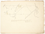 Page 03. Plan of Public lots as located on Township No. 2 Range 7 in Bingham's Million Acre Purchase West of Kennebec River. by John Pierce, Silas Hamblet, and Horatio Cross