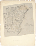 Page 04.5. Map of Bowtown as lotted and cruised in 1922. by C. S. Humpreys