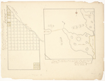 Page 06. Plan of the Attean Township and plan of Chase Stream Township (T1 R6 BKP WKR) by William Flint, George Getchell, Melintas Holden, Abner Bradbury, and Jonathan Stevens Jr.