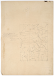 Page 01. Copy of the Map of the Survey of 1841 to wit townships five, six, and seven, and eight in the fourteenth, fifteenth & sixteenth ranges West from the east line of the State. by William Parrott