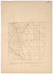 Page 06. Plan of Township Number Eleven in the Fifth Range of townships, West from the East line of the State as surveyed in the year 1839 and 1840 by Noah Barker
