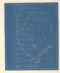 Page 08.5.  Blueprint of Reed Plantation.