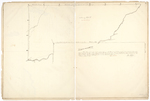 Page 11.  This Plan represents a tract of land lying on the West side of Mattawamkeag River, and East of township N1, 2 & 3 in the 3rd range of townships South of the Monument Line.