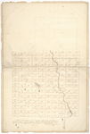Page 13.  A Plan of Township numbered two in the seventh range; 1829