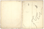 Page 17.  A plan of a township of land granted to the Trustees of Hampden Academy and the gore lying between it and the Schoodic Lake, 1830