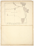 Page 25.  Plan of Township A, 10th Range; 1834
