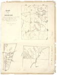 Page 37.  Map of a part of the Undivided Lands in Townships Five, Six, Seven, and Eight in the Fourteenth, Fifteenth, and Sixteenth Ranges west from the east line of the State.