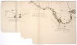 Page 39.  Plan of Part of Township 12 Range 4, Township 13 Range 3, and Township G Range 2