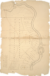 Page 06. A Plan of a continuation of the Survey of lots in Township No. 18 in the 6th range. Also of a road from Fish River mills through said Township made in 1847. by William Dwelley Jr.