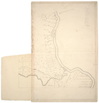Page 07. A Plan of Surveys made in A.D. 1843 and 1844 in Township No. 18 Range by Land Agent of Maine