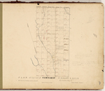 Page 04. Plan of East half of Township 2, Range 5 WELS by Daniel Barker