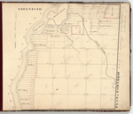 Page 02. Plan of Township Number 2 Old Indian Purchase (Greenbush), 1830 by John Webber