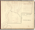 Page 04. Plan of Township Number 1, Old Indian Purchase (Passadumkeag) by James Irish and Andrew Strong
