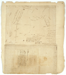 Page 02. Plan of land between Buckfield and Hebron, 1807 by Lothrop Lewis