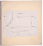 Page 00. Plan of Moose River Plantation, 1920 by E. A. Piper