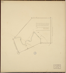 Page 27. This Plan of the Town of Jay taken by the Scail of Two Hundred Rods to an Inch and Survey'd in the year 1790 & 1791 and lying as commonly Reputed in the County of Cumberland 45 miles from New Gloucester, 70 miles from Portland and One Hundred & Ninety five Miles from Boston.