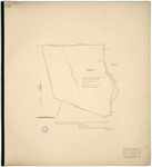Page 03. This Plan represents the Town of Fairfield surveyed by order of the Selectmen of said Town by Abraham Landers Surveyor & protracted from his minutes by Samuel Weston, Surveyor. by Abraham Landers and Samuel Weston