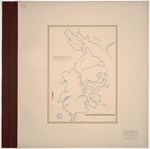 Page 19.  A Plan of Deer Island, copyed from Capt. John Stones Plan by John Peters, Jr, Blue Hill 21st May 1795.