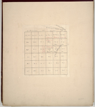Page 03. Plan of Township 2 Range 3 (Glenwood Plantation)