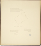 Page 28.  Plan of 100 Acres in York County Granted to Captain Arthur Bragdon, 1728