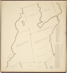 Page 16.  Plan of Pearson Town, Narragansett Number 1 and Number 7, or Gorham Town, with the Head Line of Falmouth, Scarborough, and Biddeford next Number 3 and Number 7, Together with the Line between Falmouth and Scarborough and between Scarborough and Biddeford; 1762