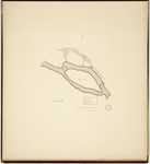 Page 56.  Plan of Springs Island and the bridge over the Saco River, 1797
