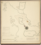 Page 73.  Plan of a Township granted by the Great and General Court of the Province of Massachusetts Bay March 3, 1762 to Joseph Frye Esq. and laid out by him at a place called Pigwacket on Saco River in July A.D. 1762.