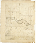 Page 02. A Plan of Township Number 3, 1st Range of Townships north of Bingham's Kennebeck Purchase by Joseph L. Kelsey