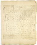 Page 05. A Plan of Township Number Five in the Sixth Range West from the East Line of the State. by Rufus Gilmore