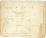 Page 06. A Plan for the lotting of Township 2 in the 9th Range into sections of one mile square in the year 1832 on a scale of 40 chains to one inch. by Joseph L. Kelsey and Edwin Rose
