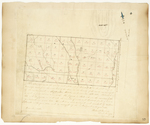 Page 09.  This plan represents the survey and allotment of Township B in the first range of townships west from the east line of the State in the County of Aroostook as surveyed by the undersigned in September, October, and November A.D. 1856.