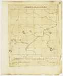 Page 31.  Plan of Township 1 in the 8th Range of Townships West of Bingham's Kennebec Purchase as surveyed in August and September A.D. 1836 under the direction of Isaac S. Small, Surveyor General.