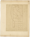 Page 70.  Plan of Eaton Grant, Range 2 WELS