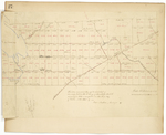 Page 71.  A correct Plan of the south half of Township 2 in the 3rd Range of Townships WELS as surveyed, lotted, and completed, on the third day of October A.D. 1861.