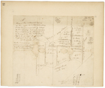 Page 81.  A Plan of the settlers lots laying on the cape so called extending from Raymond into Great Sebago on that part of said cape between Raymond line and Standish line as surveyed by the subscribers for James Irish, Esq., Land Agent