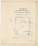 Page 84.  Plan of the south east part of Township 6, Range 6 WELS