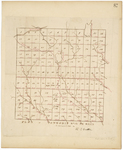 Page 87.  Plan of Township 14 Range 4 WELS
