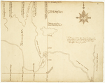 Page 01. This plan represents the two upper Indian Townships survey'd by order of the Governor in March 1824 by the subscriber. by James Irish